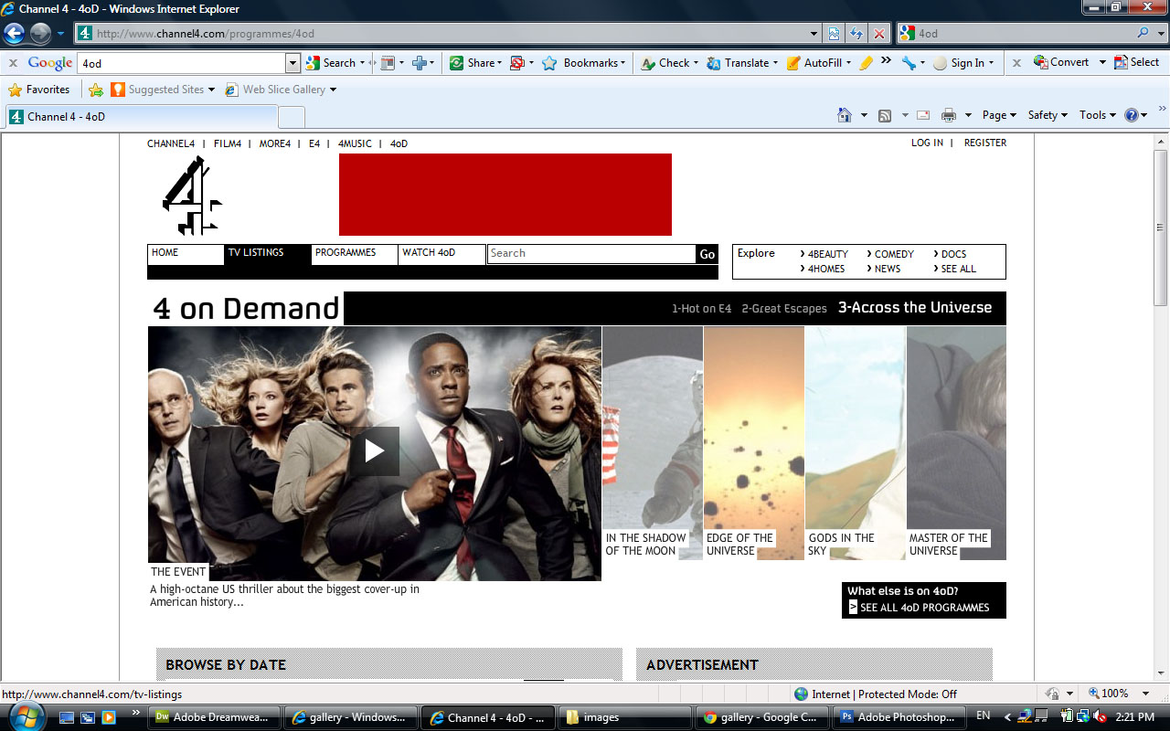 examples of entertainment websites daliakramer